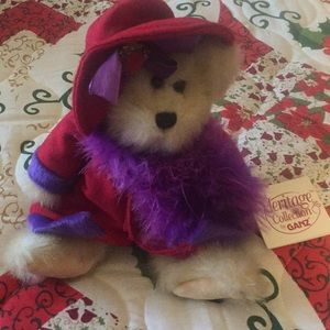 Heritage Collection Ganz Teddy Bear With Tag